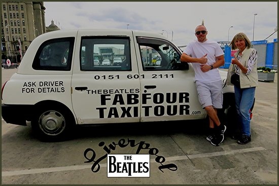 Fab Four Taxi Tours: Our guy Tom was an encyclopedia of Beatle trivia