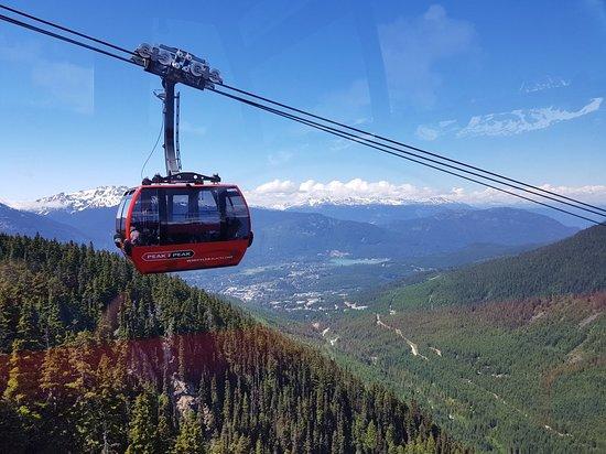 Peak 2 Peak Gondola