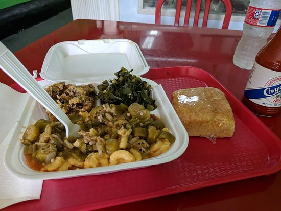Sweet Soulfood New Orleans Treme Restaurant Reviews
