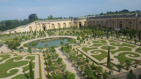 Château de Versailles : Gardens
