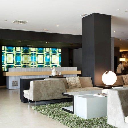 AC Hotel Alicante: Lobby