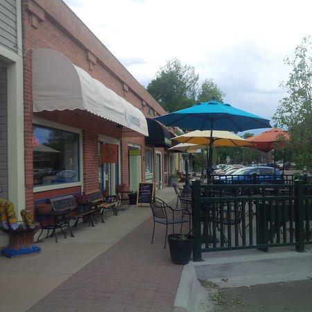 Niwot, CO: Outside Storefront