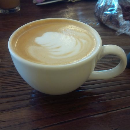 Niwot, CO: Perfectly Made Cappuccino