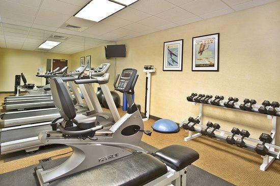 Windsor Locks, CT: Health club
