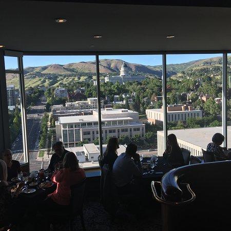 The Roof Restaurant صورة فوتوغرافية