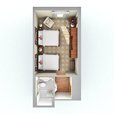 The Carolina Inn: Guest room