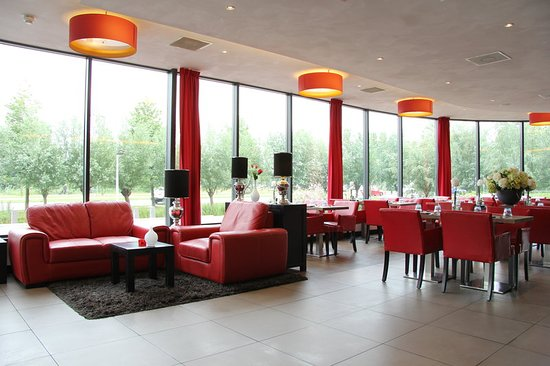 Santpoort-Noord, The Netherlands: Lobby