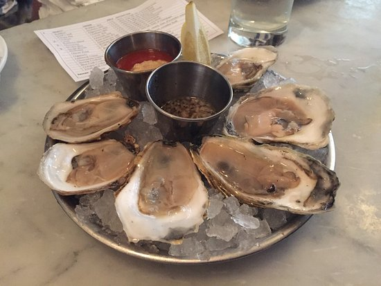 Neptune Oyster: Oysters