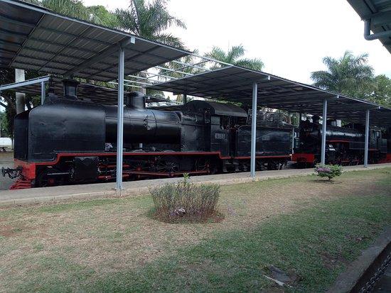 Museum Kereta Api Ambarawa - Picture of Ambarawa Railway
