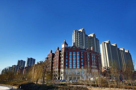 Langfang, China: Exterior