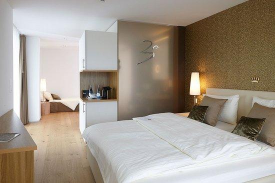 Sempach, Sveits: Guest room