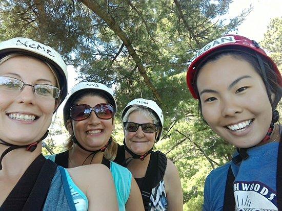 Northwoods Zip Line, Aerial Trekking, Argo ATV, and Kayak River Tours: P_20180623_115514_BF_large.jpg