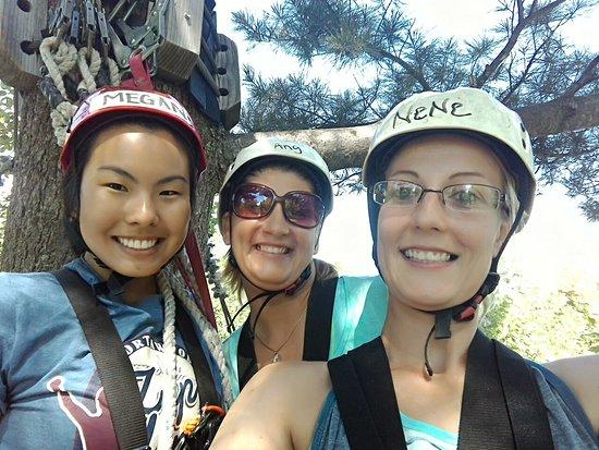 Northwoods Zip Line, Aerial Trekking, Argo ATV, and Kayak River Tours: P_20180623_110129_BF_large.jpg