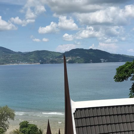 Great place but little far from patong beach