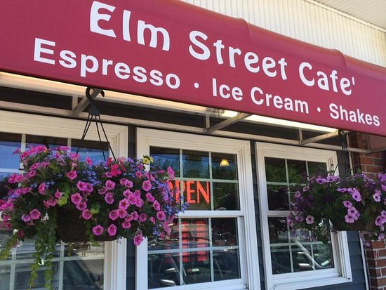 Tully, Estado de Nueva York: Elm Street Cafe