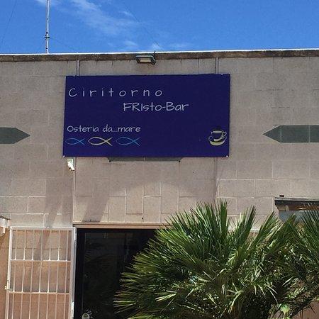 Bilde fra Ciritorno Fristo Bar