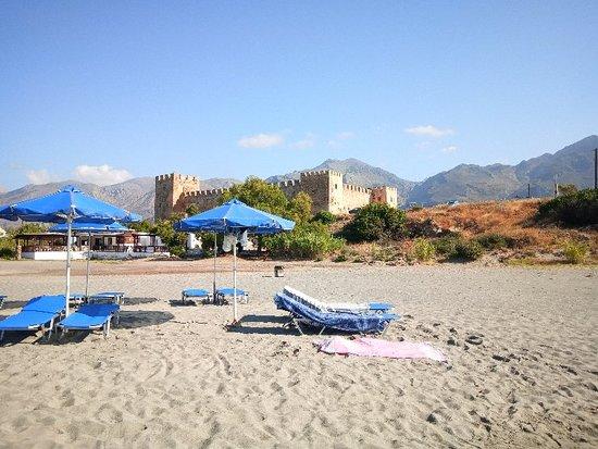 Фотография Frangokastello Beach