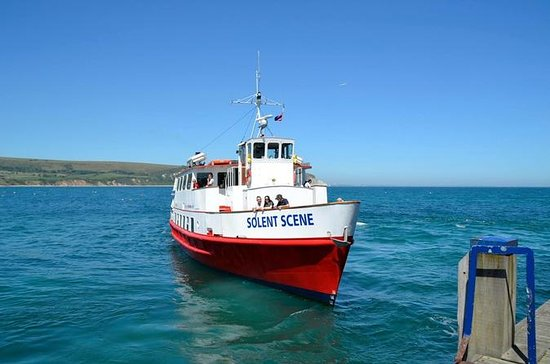 Poole Harbour and Island Cruise from...