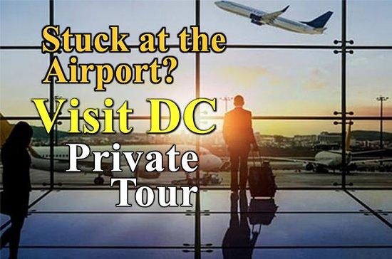 Atascado en el Aeropuerto Washington...