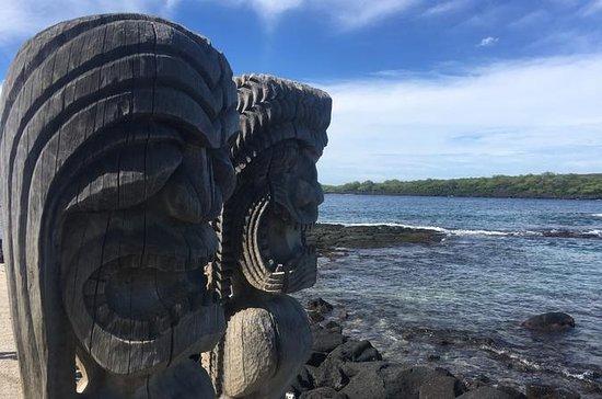 Capitán Cook por tierra y mar KONA