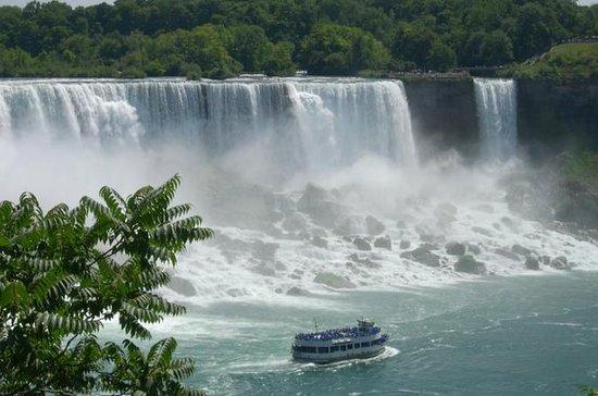 4-daagse Niagara Falls, Washington ...