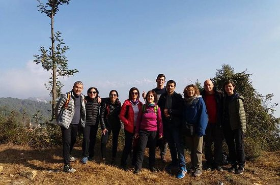 Nagarkot to Changunarayan Day Hiking