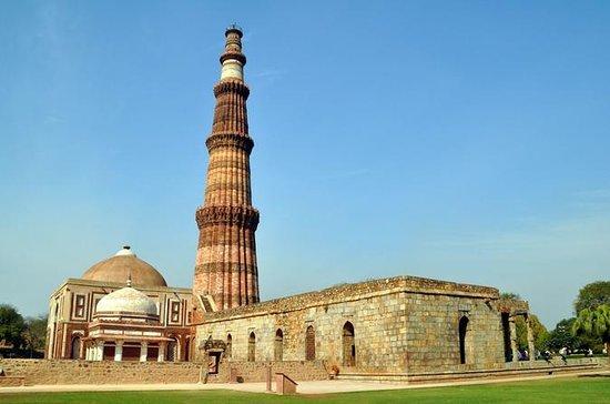 Tour privato di Delhi e Nuova Delhi