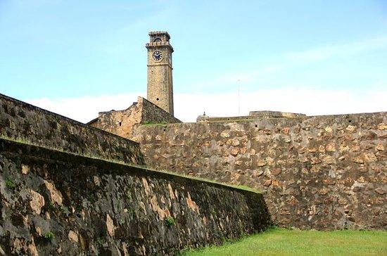 Visita de la ciudad de Galle desde...