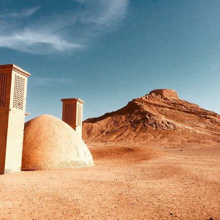 Фотография Towers of silence