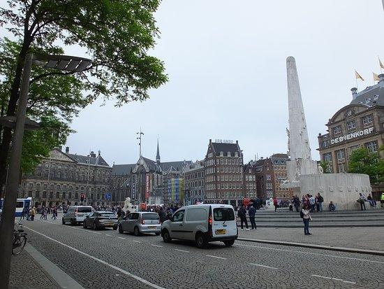 Dam Square: Plaza Dam