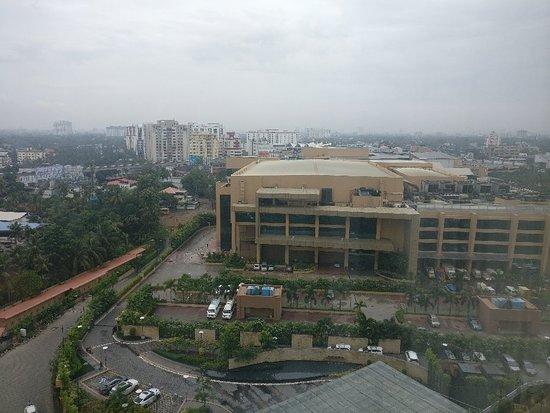 Kochi Marriott Hotel: View from 16 floor suite