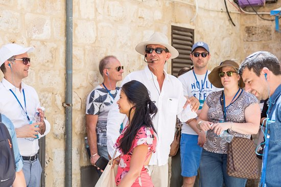 Gil Perez -  Tour Guide in Israel