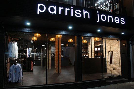 Parrish Jones