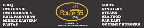cafe route 35 abbottabad