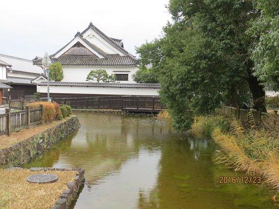 Takenouchi Kango Circular Moat Shuraku