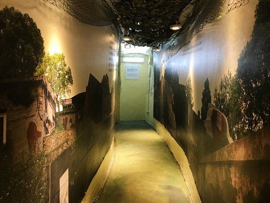 Matsu Battlefield Culture Museum - Shengli Fort