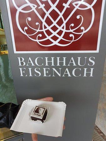 Bilde fra Bachhaus
