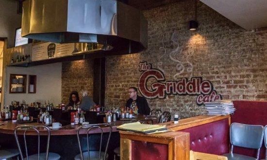 The Griddle Cafe: 美式食物為主