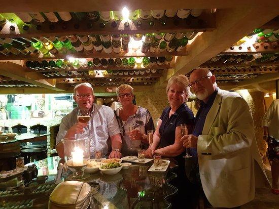 Winecellar wijnkelder huis t