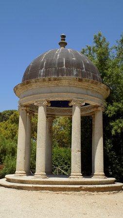 Donnafugata, Italien: Tempietto circolare (nel giardino)