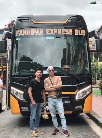 Fansipan Express Sapa Bus: fansipan express solf sleeper hanoi to sapa