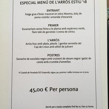 Bilde fra Es Portal Restaurant