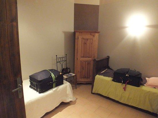 Saint-Martin-de-Valgalgues, Frankreich: Family suite - 2nd room