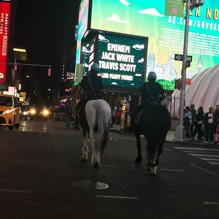 مدينة نيويورك, نيويورك: Times Square New-York by night