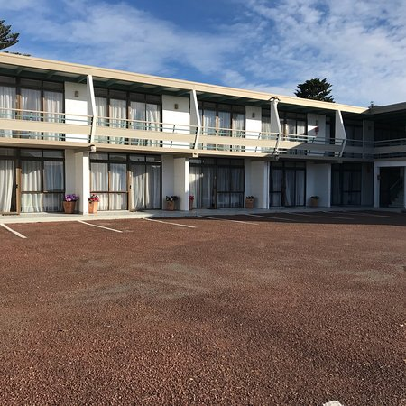 Whispering Sands Beachfront Motel照片