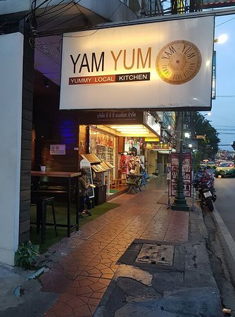 Yam Yum Bar By The Connection Bangkok Restaurant: Yam yum Bar