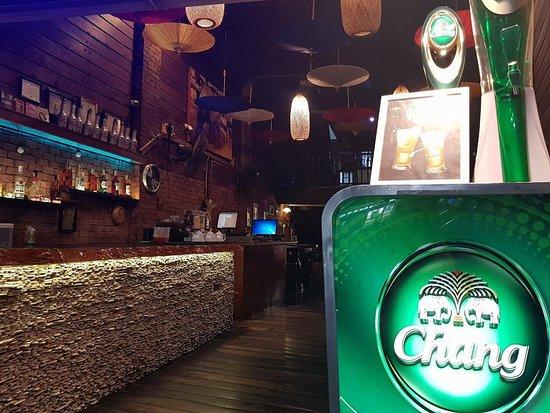 Yam Yum Bar By The Connection Bangkok Restaurant: Chang Chang Chang