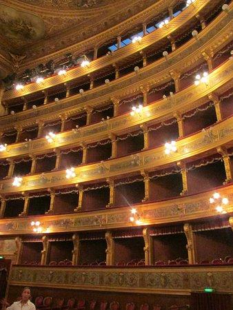Teatro Massimo: Inside the Opera house