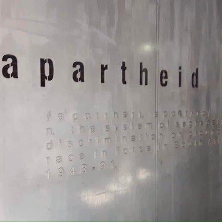 Фотография Музей апартеида
