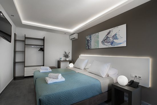 Coral Apartments: Penthouse suite apartment with 2 bedrooms and sea view